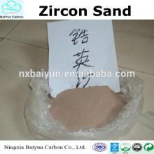 prix compétitif zircon sable 66%
