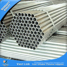 ASTM A653 Galvanized Steel Pipe for Contruuction
