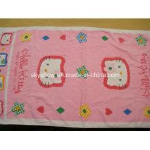 Детское банное полотенце высокого качества (SST0277)