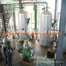 Good quality used cooking oil making biodiesel machine