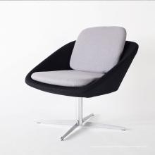 Edelstahl Sockel mit Stoff Soft Sitz Sitz Liegen Stühle
