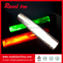 High gloss prismatic PVC roll for fashion