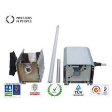 Obturateur industriel aluminium / aluminium pour l'industrie industrielle