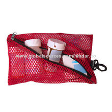 Mesh Storage Bag for Promotional, Gifts, Gear, Sports, Equipment Storage, Home, Travel and Shopping