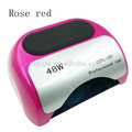 Professional nail CCFL Led 48W Nail Lamp Dryer UV Lamp
