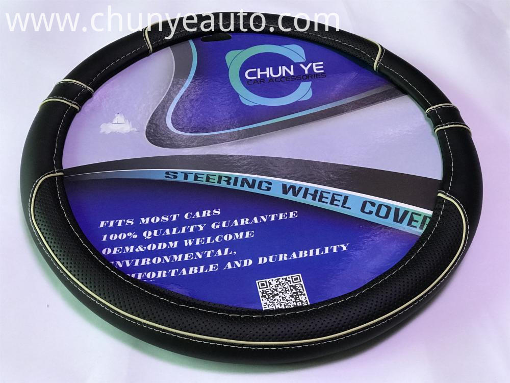 wholesale car steering wheel cover
