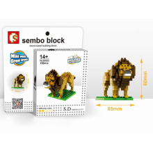 DIY Building Block Construction Toy (H9965017)