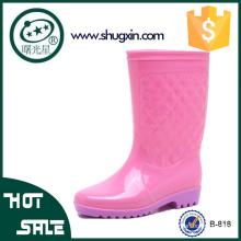 Mesdames chaussures de pluie en gros Mesdames belles chaussures de pluie