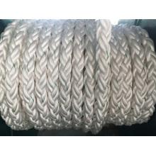 8-Strand Mooring Rope PP Rope PE Rope Nylon Rope