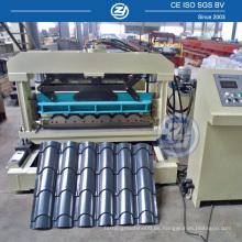 Aluminium-Dachziegel-Umformmaschine