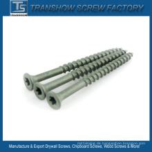 C1022 Stahl Hardend Keramik Decking Schrauben