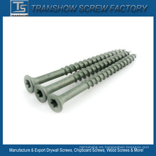 Tornillos de cerámica C1022 Hardend Steel Decking