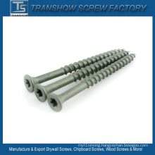 C1022 Steel Hardend Ceramic Decking Screws