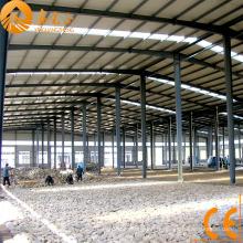 Entrepôt de structure en acier léger certifié CE (SSW-58)