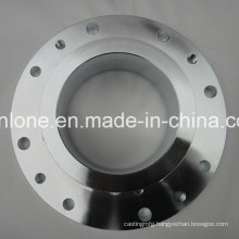 Precision Forging and Machining Steel Flange Parts