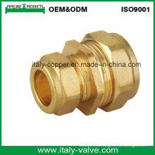 OEM y ODM Calidad de latón forjado reducir el acoplamiento de compresión (AV7003)
