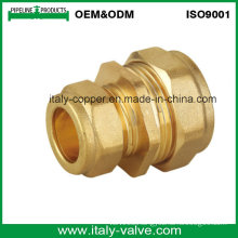 OEM&ODM Quality Brass Forged Reduce Compression Coupling (AV7003)