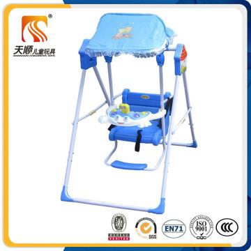 Baby Swing de la fábrica con buena calidad para los cabritos que juegan al aire libre