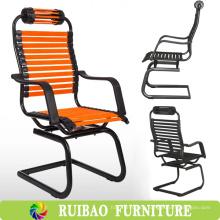 Moderne Metall Elastische Konferenz Bürostuhl Bungee Stuhl Elastik mit günstigen Preis