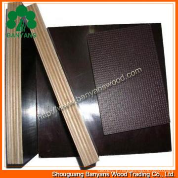 Contreplaqué de contreventement / contreplaqué marin / contreplaqué de construction épaisseur de 18mm