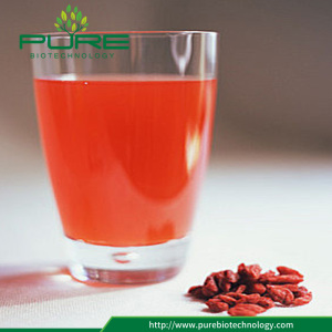 Venta al por mayor del jugo de Goji Berry Pure
