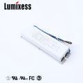 UL approved 60W waterproof constant current 1800ma led power supply