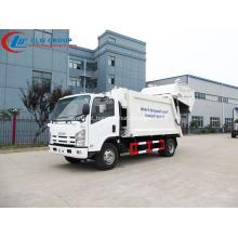 Exportando para a América do Sul ISUZU 8cbm Waste Truck