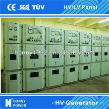 KV Generadores Diesel de Alta Voltaje Panel