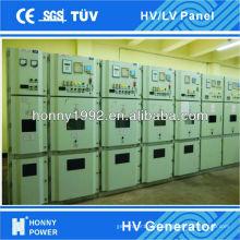 Panneau de générateurs diesel haute tension KV