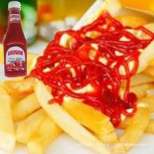 Haute qualité et bas prix 340 g de tomate ketchup de Chine grossiste