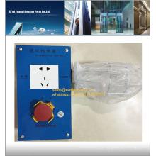Caja de inspección de piezas de repuesto de elevador XAA23750J3