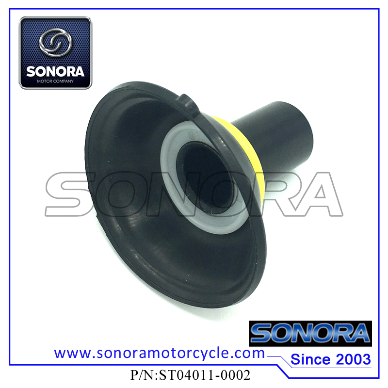 ST04011-0002 139QMA GY6 50,60,80 18MM Carburettor Diaphragm (2)