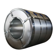 Bobina de aço de zinco GP de imersão a quente
