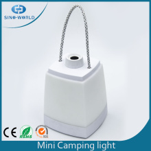 COB Led Camping Lights with A Flashlight