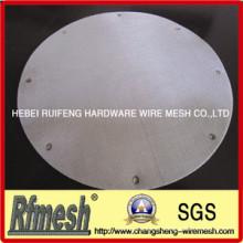 Malla de alambre de filtro multicapa