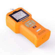 Portable gas analyzer air quality sensor