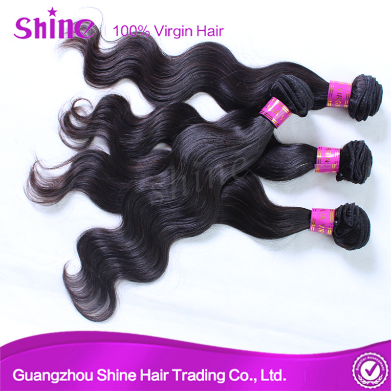 human hair Body Wave extensions