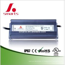 15-30V 2000mA 60W Triac dimmable pilote à courant constant