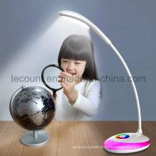 Touch LED Eye-Protection Lâmpada de mesa de leitura (LTB716A)