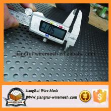 Китай оптом перфорированные металлические пластины / перфорированный металлический лист для продажи / перфорированная стальная сетка