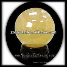 schöne k9 Kristallkugel K044