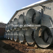 Heavy hammer type industrial wall mounted ventilation system negative pressure exhaust fan