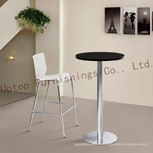 Modern Metal Restaurant Bar Table and Stools (SP-BT678)