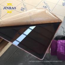 propre plaque acrylique de couleur de texture d'usine avec la qualité supérieure