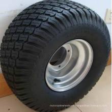 Alta calidad césped Tubeless rueda 18X8.50-8