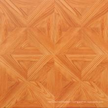 12.3mm E0 HDF AC4 Embossed Oak Sound Absorbing Laminated Floor