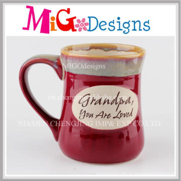 Presentes de Natal Hot Sales Exquisite Handmade Ceramic Cup