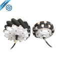 Electric Mecanum Wheels For All Directions Ttransfer Electric Moving Robot