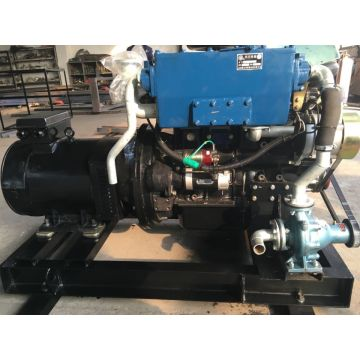 HF POWER 16KW set penjana diesel marin