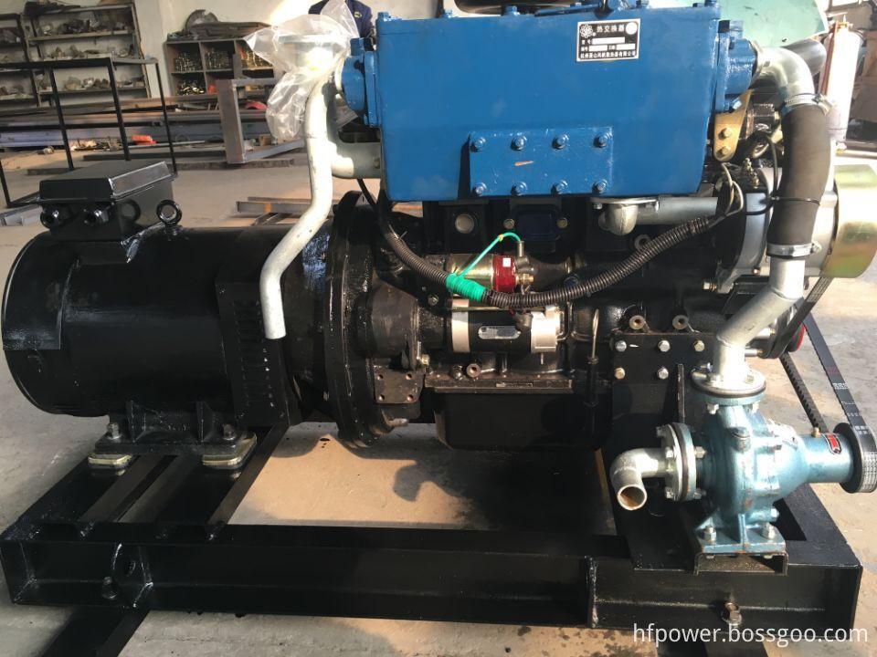 16kw diesel generator set